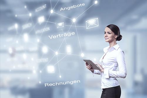 EDI Systeme für den Elektronischen Geschäftsdatenaustausch